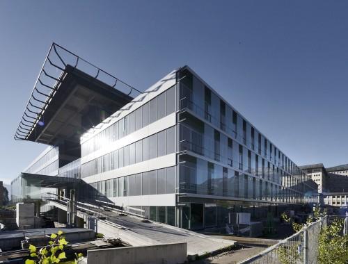 Neue Klinik Krankenhaus – Bozen